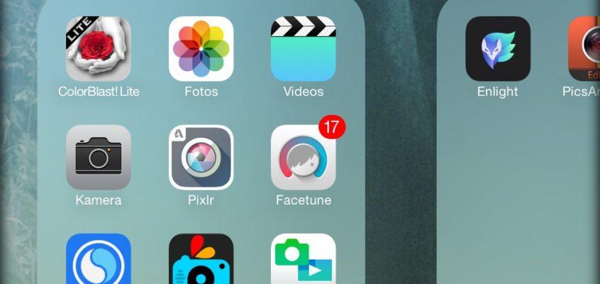 Fotografie Apps: Tipps für eine einfache Bildbearbeitung