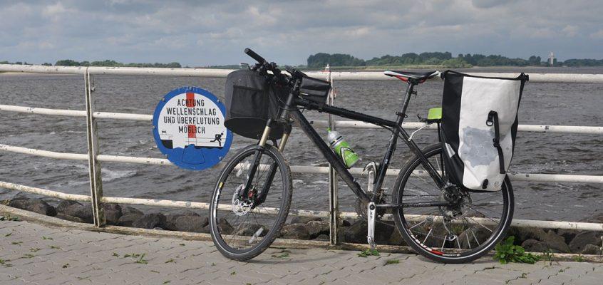 Packliste für 1 Woche Sylt mit dem Rad