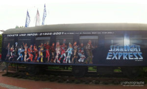 Starlight Express Panorama
