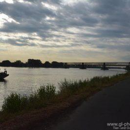 Radtour mit Hund: Von Gustavsburg nach St. Goar