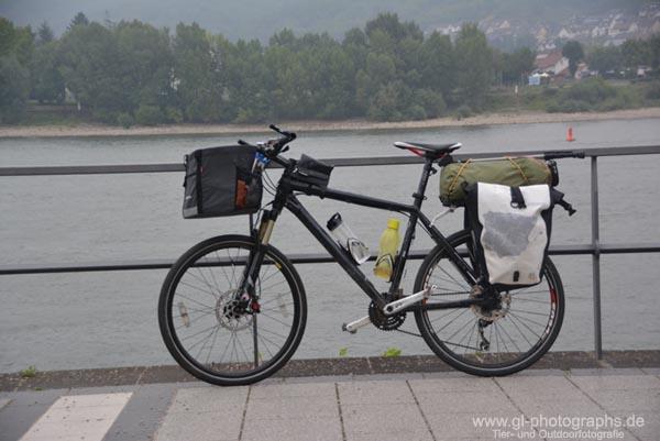 Navigation auf Radtouren