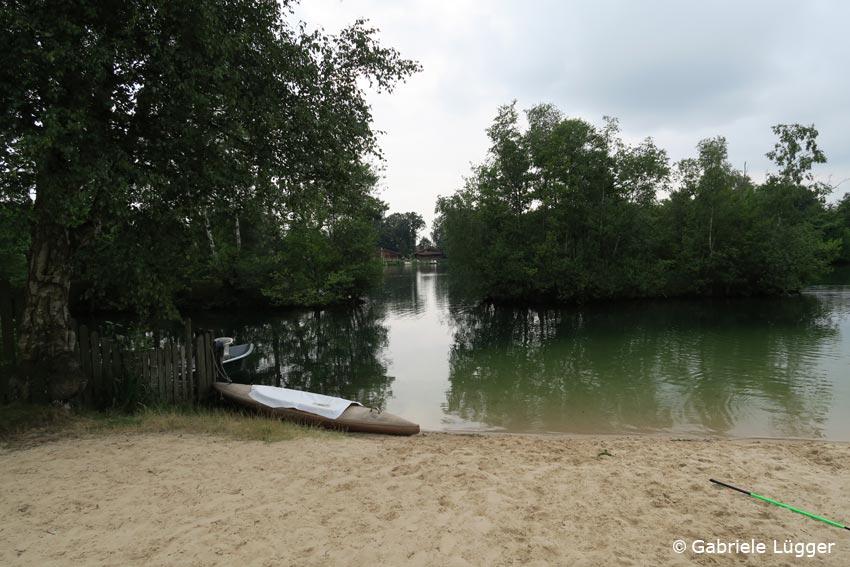 Campingplatz Blauer See