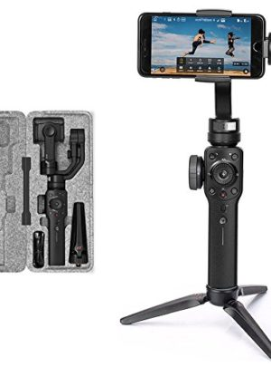 Zhiyun Smooth 4 3 Axis Handheld Gimbal Stabilisator für iPhone X 8 Samsung Galaxy S9 + s9 S8 + s8 Huawei P20 P20 Pro
