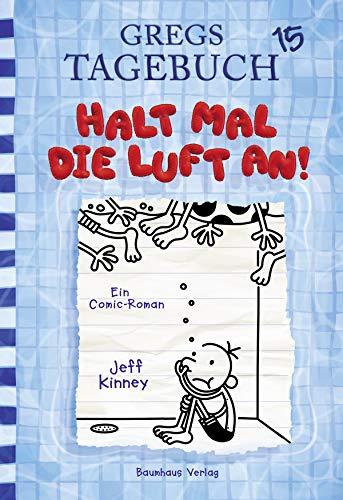 Gregs Tagebuch 15 – Halt mal die Luft an!